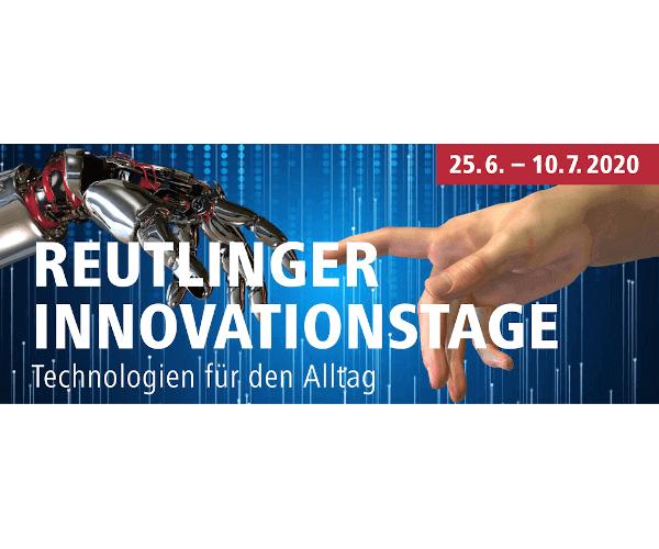 Logo Reutlinger Innovationstage 2020