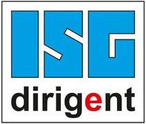 Logo von ISG dirigent - Software von Industrielle Steuerungstechnik GmbH
