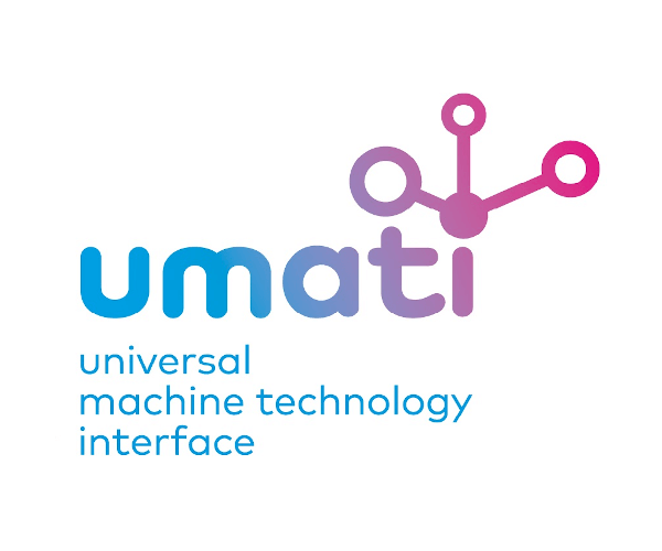 Logo umati-Schnittstelle - universal machine technology interface