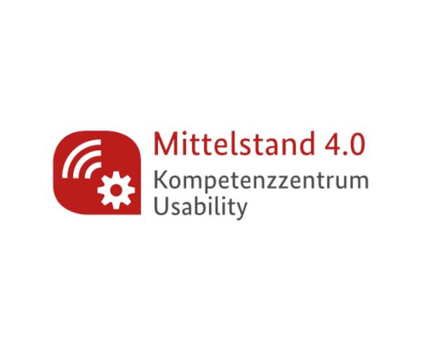 Logo Kompetenzzentrum Usability